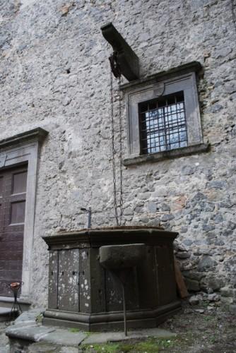 Bracciano - Pozzo del castello Orsini-Odescalchi