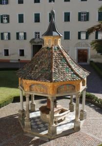 Im Kloster Neustift