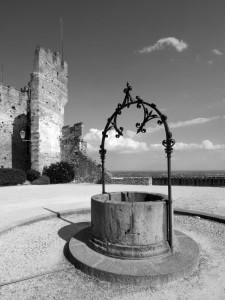 Il pozzo del Castello Superiore