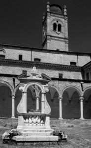 Il pozzo nel Monastero di San Giorgio