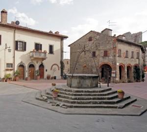 pozzo in piazza Don Alcide Lazzeri
