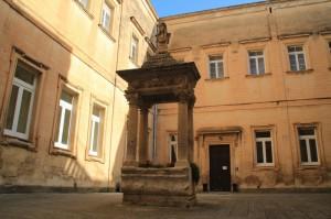 Pozzo del palazzo Baronale
