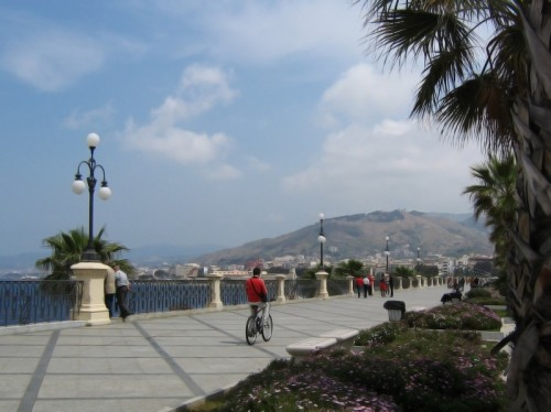 Reggio Calabria - con la bici