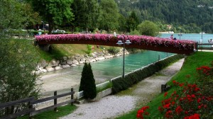 Costeggiando il corso del Rio Massò