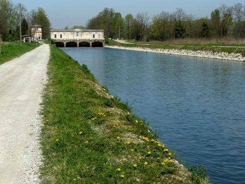 Merlino - Verso le origini del Canale Vacchelli