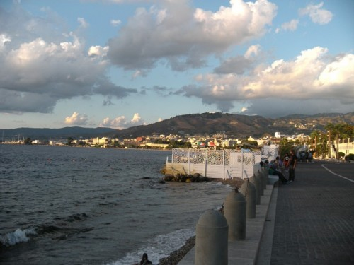 Reggio Calabria - Passeggiando sullo Stretto