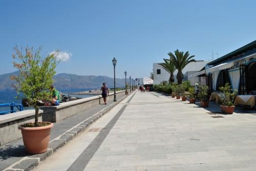 Santa Marina Salina - Alla ricerca di un bar x una granita