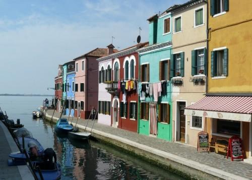 Venezia - Verso la laguna