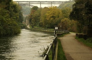 Passeggiando verso il ponte