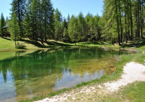 Cortina d'Ampezzo - Paradiso per le trote