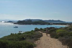 Esplorando un'isola