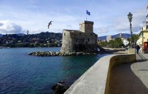 ammirando il castello….
