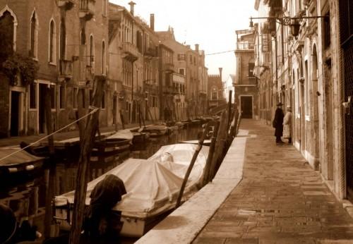Venezia - Inverno veneziano