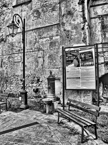 Eboli - Old style in Piazza Porta Dogana