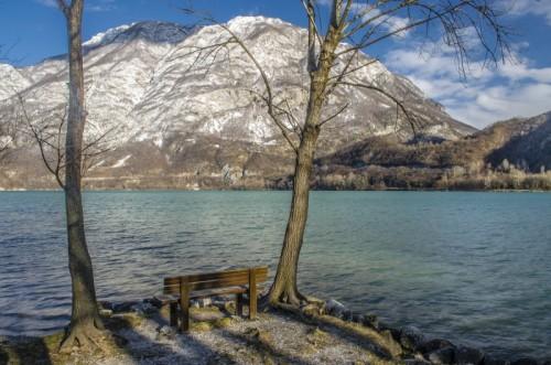 Trasaghis - Riflessioni sul lago di Cavazzo