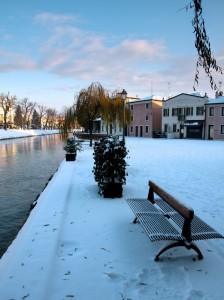 Lungo il fiume……d'inverno