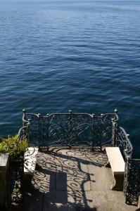Balcone sul lago
