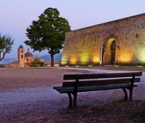 Vista sulla Fortezza