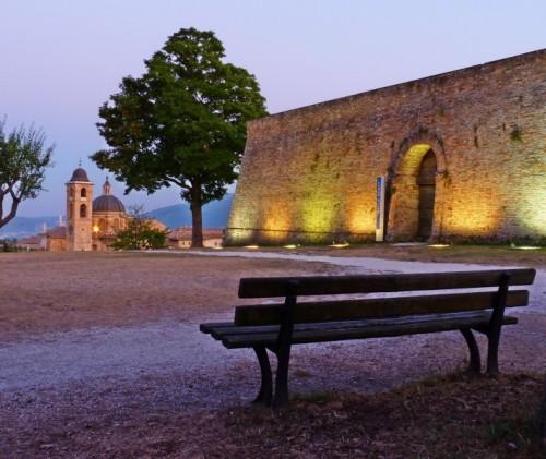 Urbino - Vista sulla Fortezza