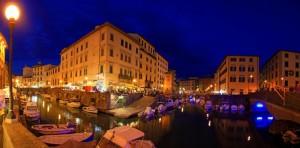 Venezia a Livorno