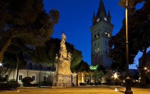 Messina - Campanile del Duomo