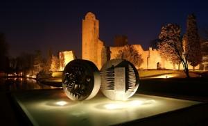 Il monumento e la rocca