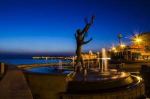 La fontana del marinaio