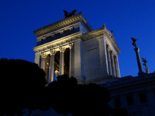 Roma - Nel blu