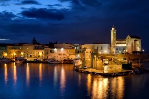 Trani - Trani ovvero fata del blu adriatico