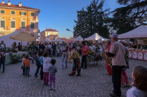 Vignale Monferrato - Musica in piazza