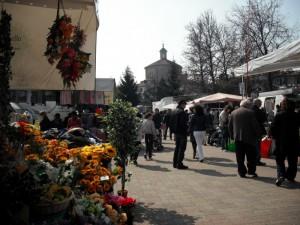 Un sabato al mercato