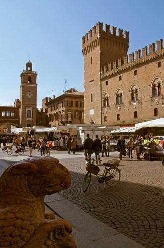 Ferrara - Venerdì mattina