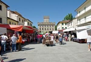 il mercato del Lunedi