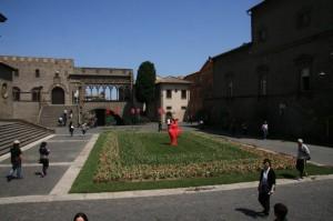 Scorcio del Palazzo dei Papi