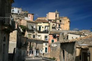 Tra Ragusa ed Ibla