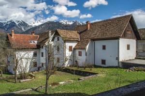 le case bianche di Luint