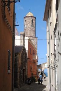 Fra i vicoli del Antico Borgo