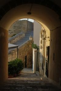 Otranto all'alba