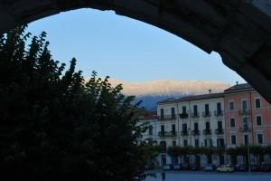 Bellissimo scorcio di Sulmona
