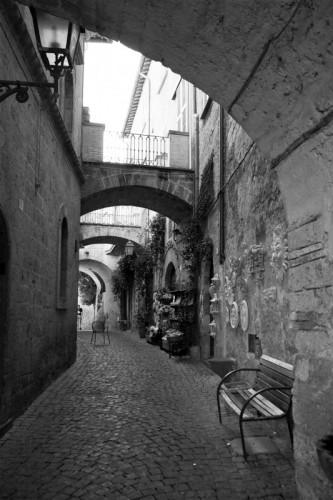 Orvieto - Vicolo dei Dolci