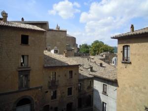 Un angolo di Orvieto
