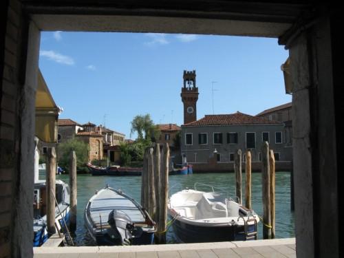 Venezia - la torre di Murano