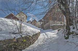 l'ultima neve
