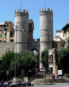 un angolo di Genova