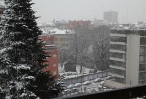 Bufera di neve
