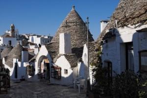 Tra i trulli di Alberobello
