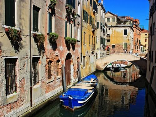 Venezia - Girovagando per Venezia
