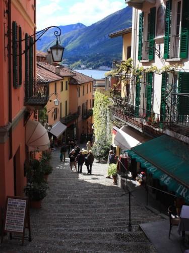 Bellagio - Vicoli colorati