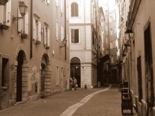 Trieste - Nell' antico ghetto