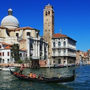Gondola sul Canal Grande